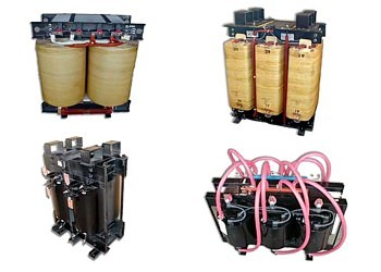 Products including transformers, chokes & inductors